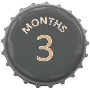 3 months swiss beer