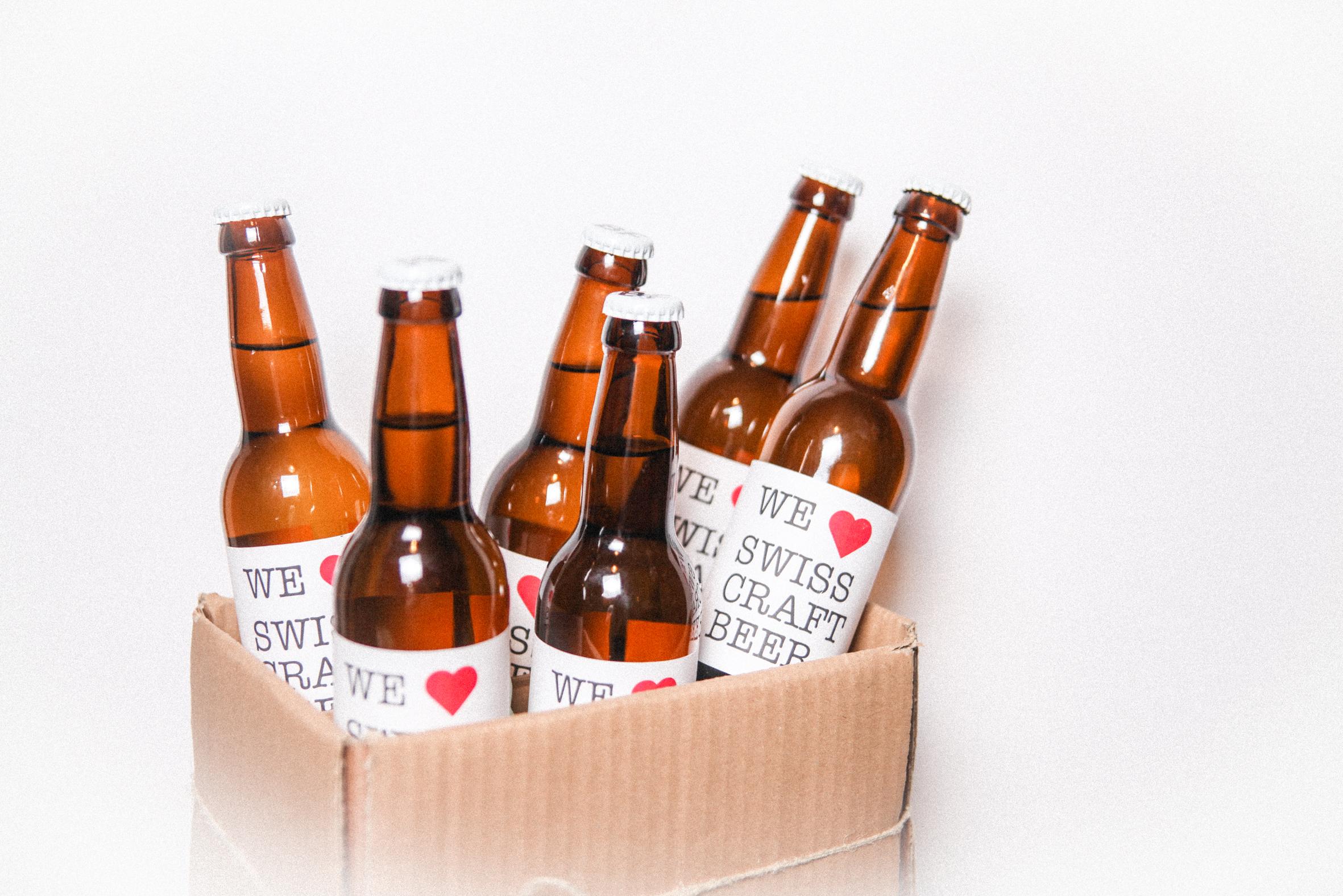 bier geschenk
